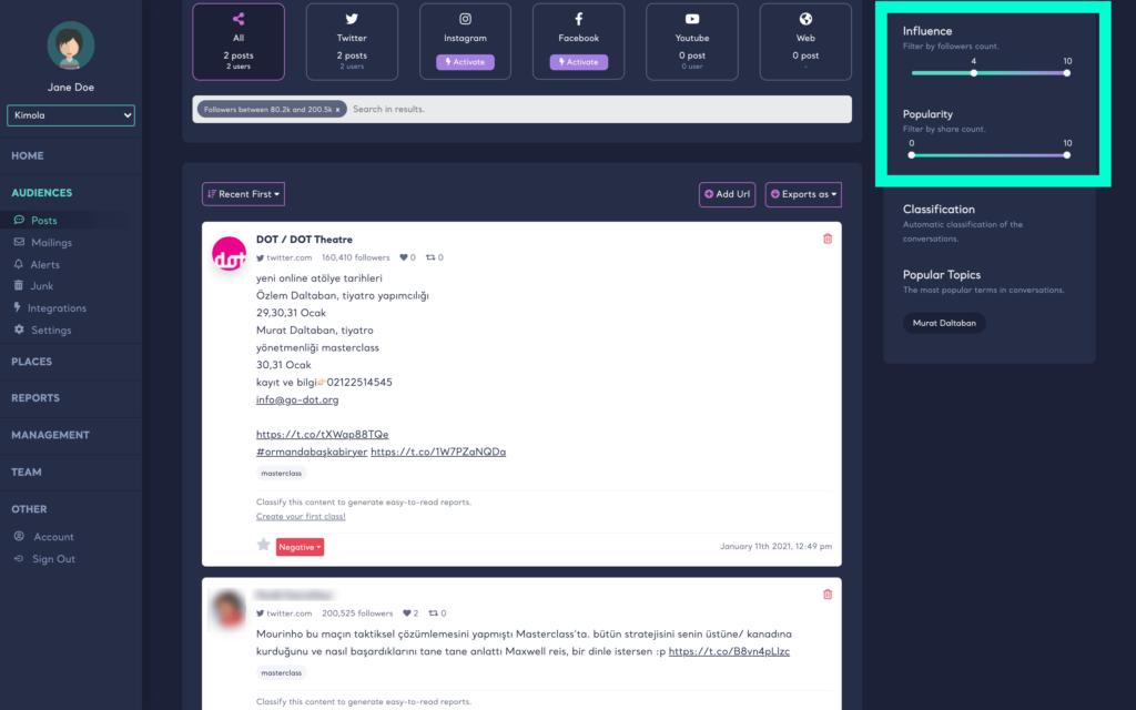 Ajansara veri analizi ic goru pazarlama monitoring izleme sosyal medya web buyuk veri kimola3 Veri Analizi İle Markanızı Öne Geçirin Ajansara