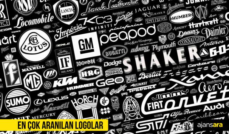 En çok aranılan logolar