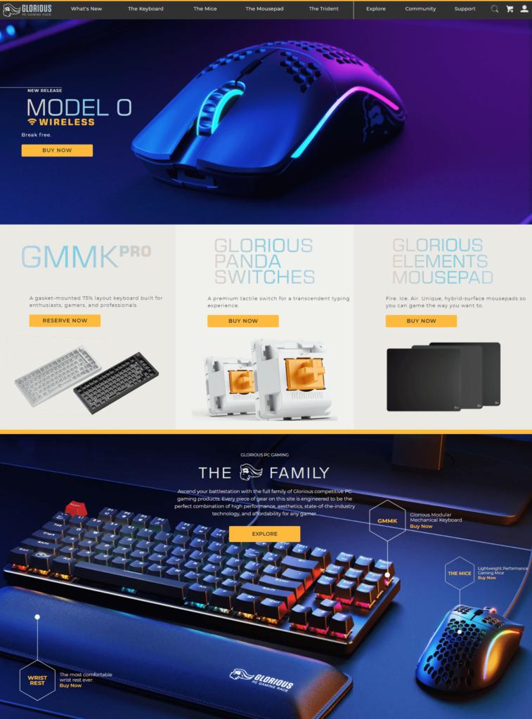 Glorious PC Gaming Race ajansara nis nedir Niş Pazarlama Nedir? Ajansara