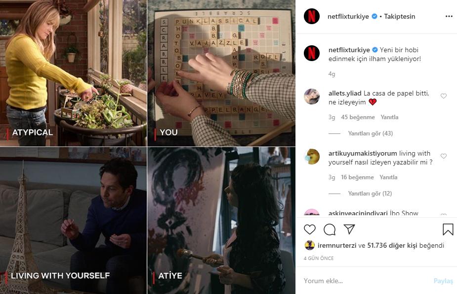 Netflix'ten 6 Pazarlama Dersi