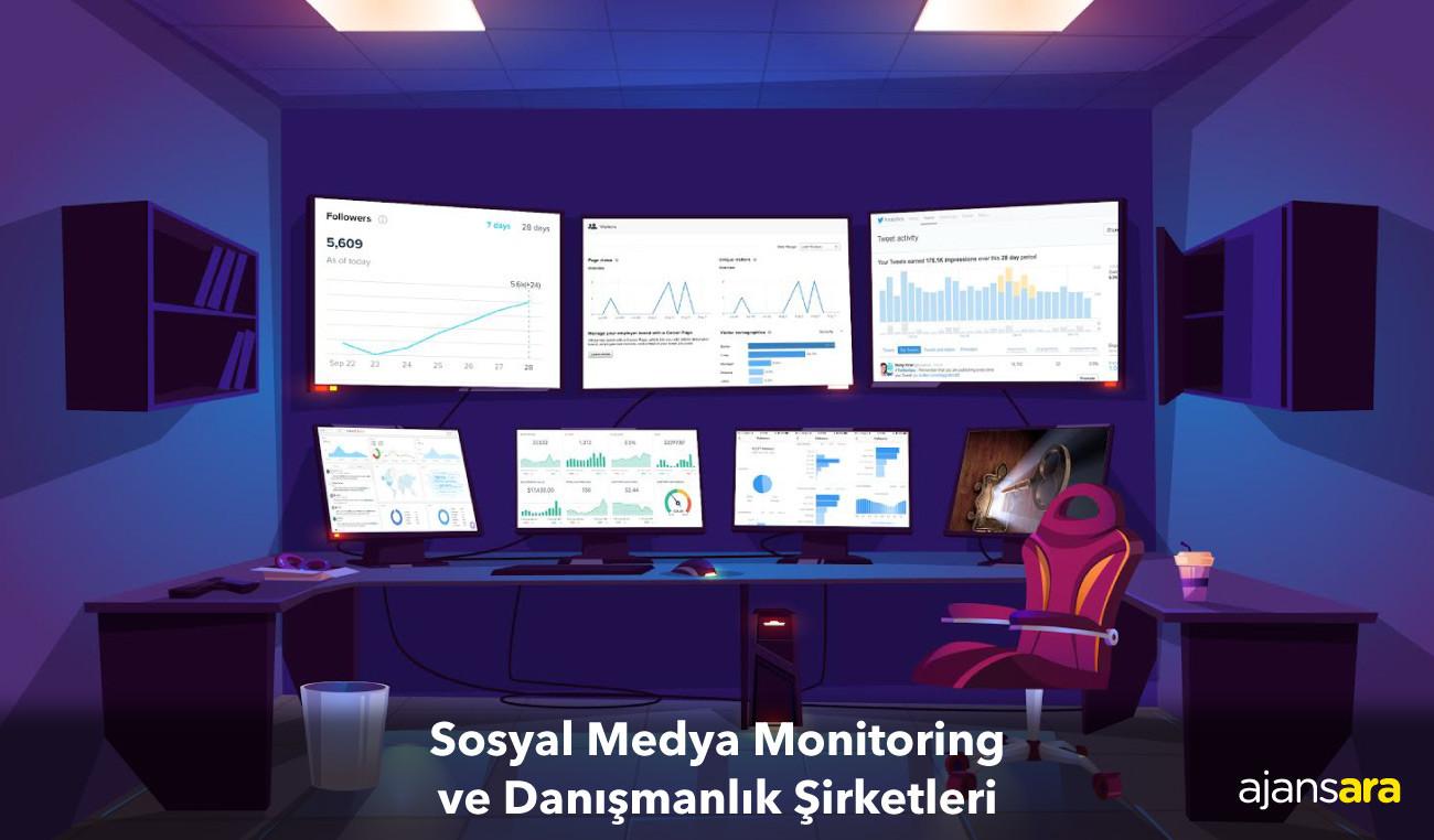 Sosyal Medya Monitoring ve Danışmanlık Şirketleri