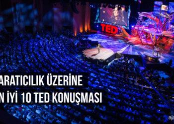 Yaratıcılık Üzerine En İyi 10 TED Konuşması