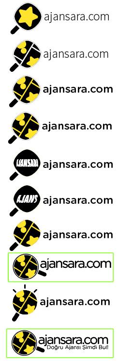 ajansara varyasyonlar Nasıl Logo Tasarımı Yapılır? Ajansara