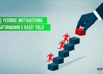 İş Yerinde Motivasyonu Artırmanın 5 Basit Yolu