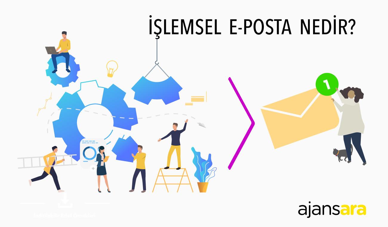 işlemsel e-posta eposta nedir